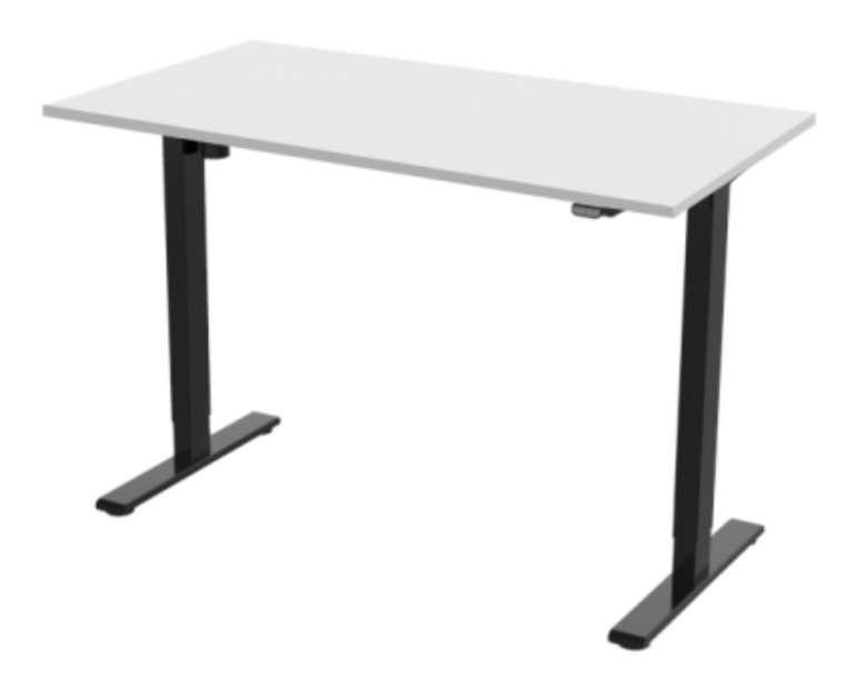 FlexiSpot Eletrisch Höhenverstellbarer Schreibtisch EC1 für 229,99€inkl. Versand (statt 280€)