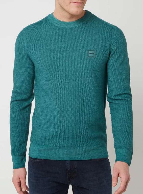 Boss Casualwear Pullover Kustorio (vers. Farben) zu je 59,49€ inkl. Versand (statt 90€)