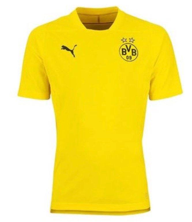 Puma BVB Borussia Dortmund Casual T-Shirts (ohne Sponsorenlogo) für je 11,11€ inkl. Versand