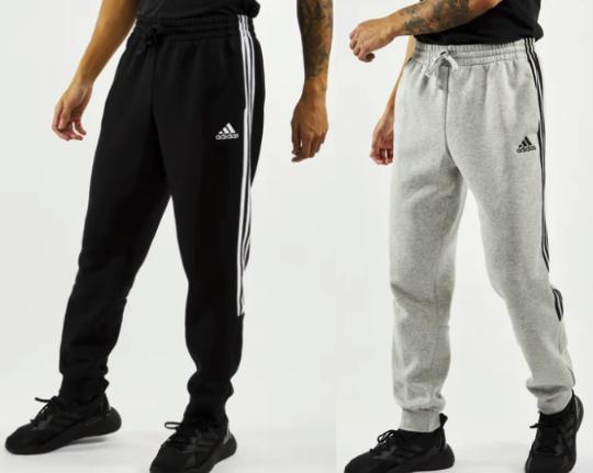 adidas Cuffed Herren Jogginghose in schwarz oder grau für 29,99€inkl. Versand (statt 40€)