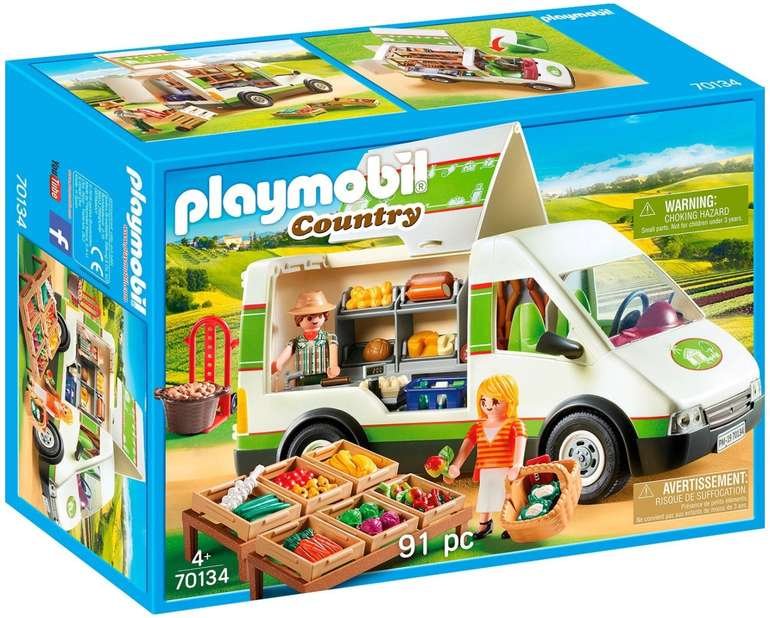 Playmobil Country - Hofladen-Fahrzeug (70134) für 20,55€ inkl. Versand (statt 27€)