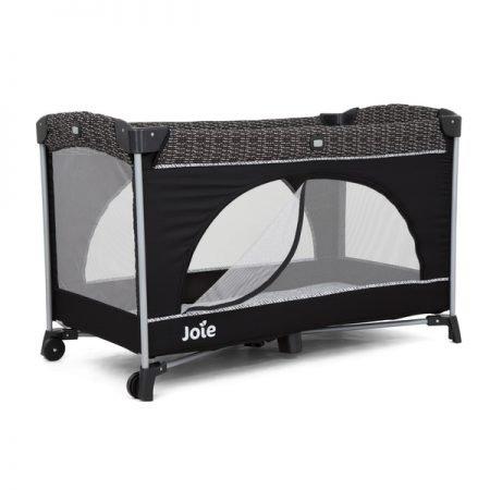 Joie Allura 120 - Reisebett mit Rädern (Variante: Dots) für 44,99€ inkl. VSK