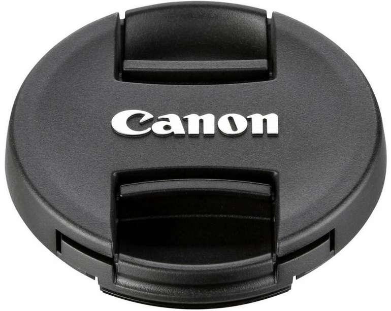 Canon E-58 II Objektivdeckel für 0,99€ (statt 9€) - Masterpass!