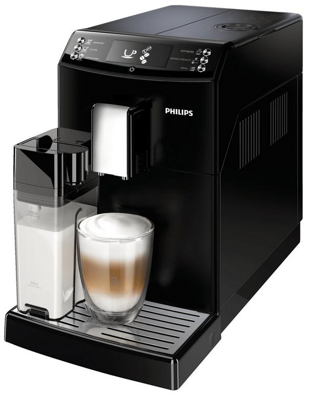 Philips EP3550/00 Kaffeevollautomat (Milchkaraffe, AquaClean) für 299€