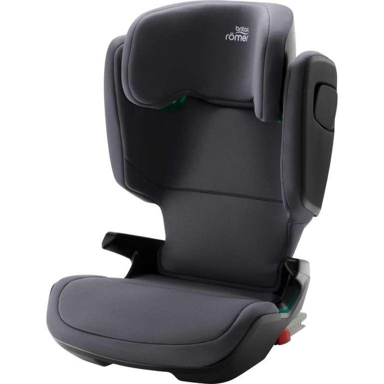 Britax Römer Kindersitz Kidfix M i-Size Storm Grey für 148,59€ inkl. Versand (statt 166€) + 7-fach babypoints
