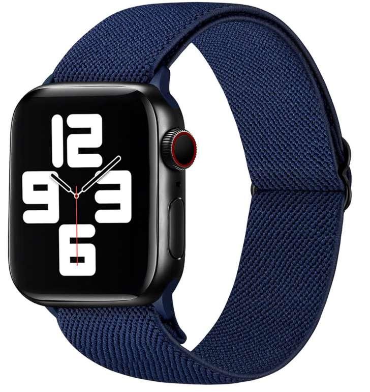 Rtyhi Armband kompatibel mit Apple Watch Watch Armband (38 mm - 44 mm) ab 3,59€ inkl. Prime Versand