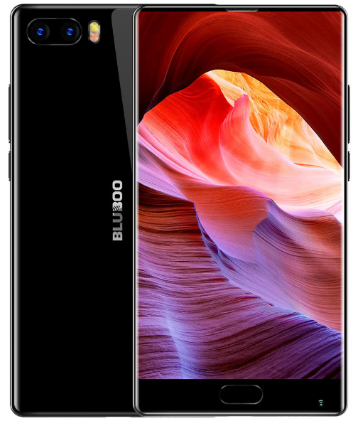 Bluboo S1 - LTE Smartphone (4GB RAM, 64GB Speicher) für 133,60€ inkl. Versand