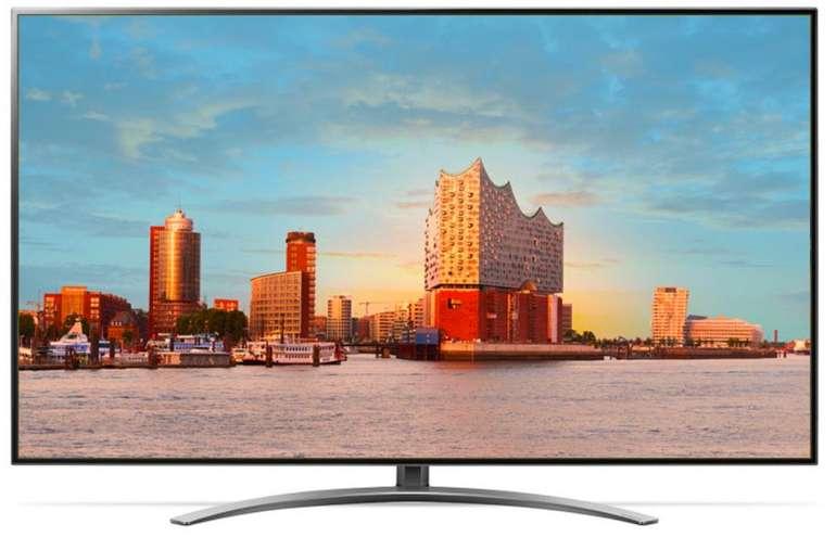 LG 55SM90107LA LED-TV (Flat, 55 Zoll/139 cm, UHD 4K, SMART TV, webOS 4.5) + 100€ Coupon je 899,10€ inkl. Versand