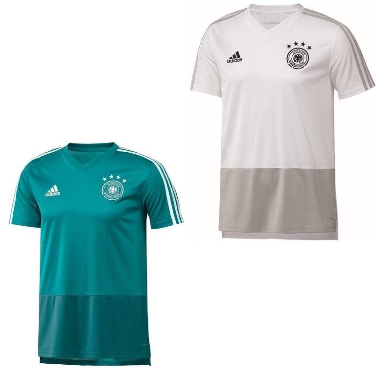 Adidas DFB Deutschland Trainings Trikot Herren der WM 2018 für 35,96€
