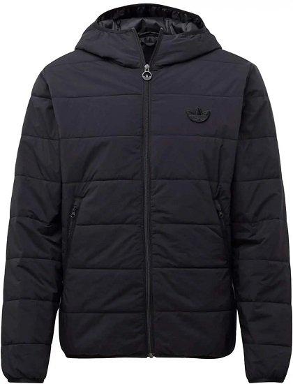 Adidas Originals Lightweight Zip-Through Padded Trefoil Herren Jacke für 50,97€ inkl. Versand (statt 60€)
