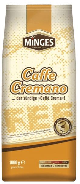 3kg Minges Kaffeebohnen 'Caffe Cremano' für 22€ inkl. Versand (statt 30€)