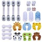 42-tlg. Yikanwen Baby Sicherheits-Set für 14,94€ inkl. Prime (statt 23€)