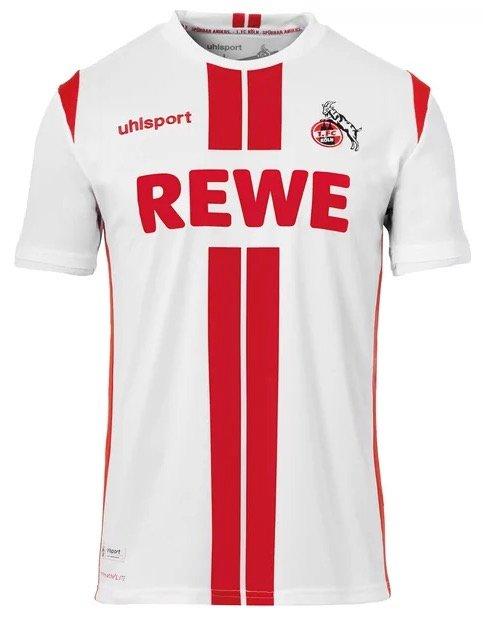 Uhlsport 1. FC Köln Heimtrikot 2020/21 (116 bis 5XL) ab 34,99€ (statt 51€)