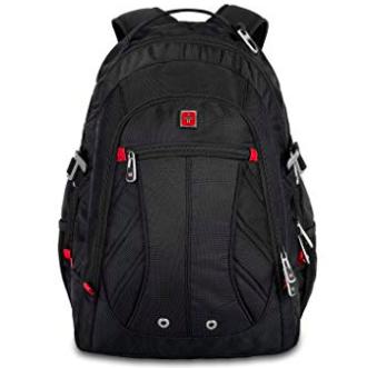 """Swisswin Laptop Rucksack für 15,6"""" Notebooks für 18,86€ (Prime)"""