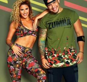 Zumba Fitness Sale mit bis -65% Rabatt - z.B. Sport BHs ab 13€, Shirts ab 9€