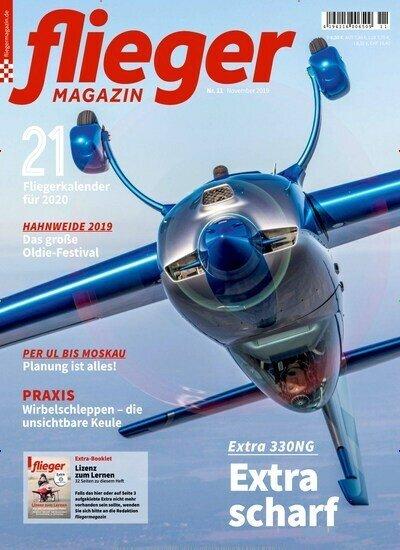 """12 Ausgaben """"Fliegermagazin"""" für 81,60€ + 75€ Gutschein für Amazon"""