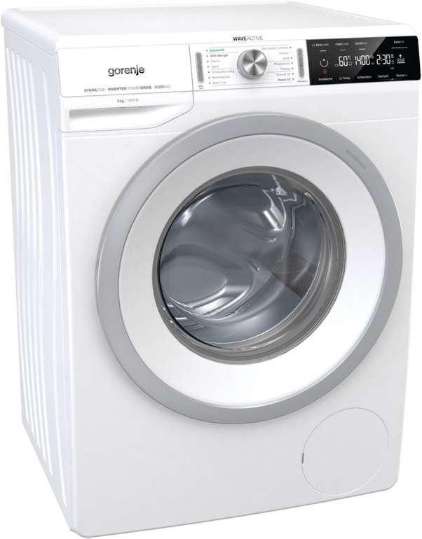 Gorenje WASP 84 P Waschmaschine 8kg mit A+++ für 333€ (statt 387€)