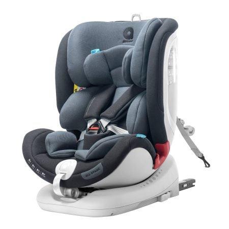 Apramo Auto-Kindersitz All Stage (4 versch. Farben) für 399,99€ inkl. Versand