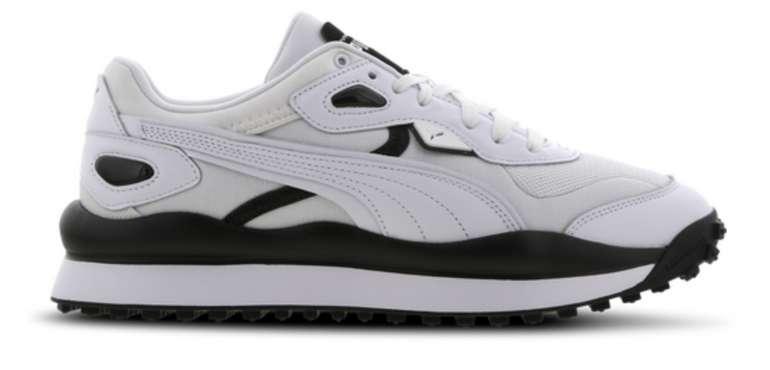 Puma Street Rider Herren Sneaker in schwarz-weiß für 69,99€inkl. Versand (statt 100€)
