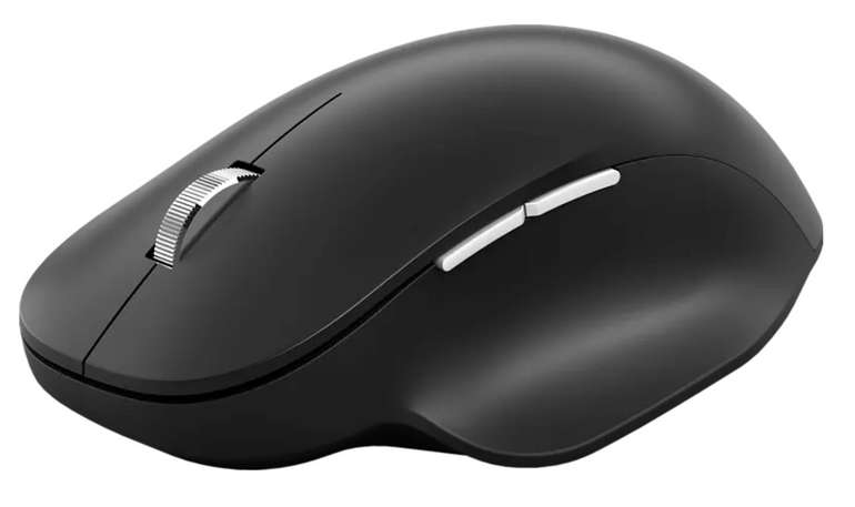 Microsoft Bluetooth Ergonomische Maus in Schwarz für 35,99€inkl. Versand (statt 46€)