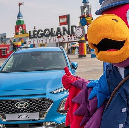 Legoland Günzburg: Kostenloser Eintritt für Hyundai-Fahrer am 05. & 06. Oktober