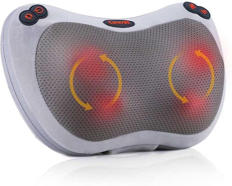 Amazon Prime Day: 3 Massagegeräte reduziert, z.B. Carevas Massagekissen für 24,95€