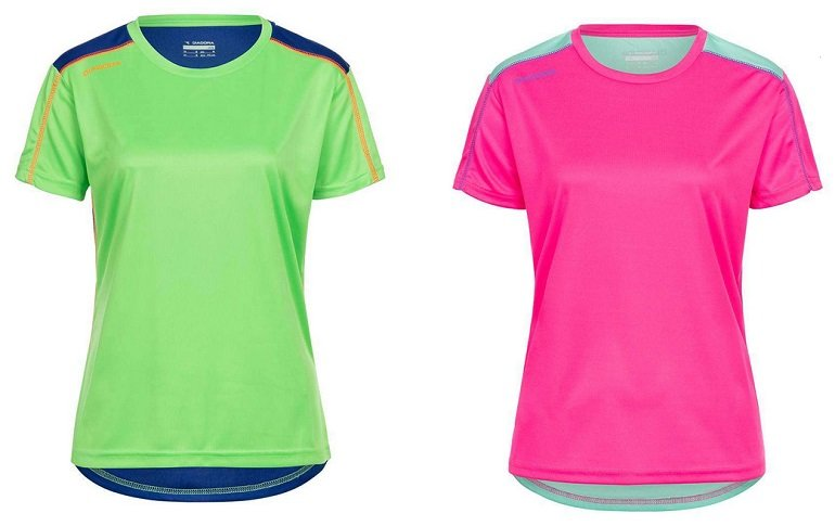 Diadora Events Tee Damen T-Shirts