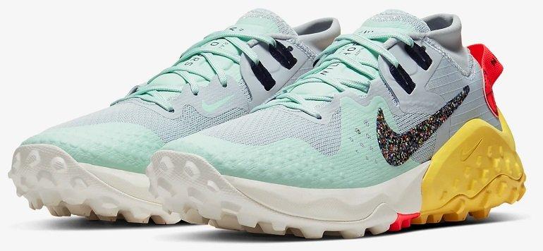 Nike Wildhorse 6 Damen Trail Laufschuh für 55,28€ inkl. Versand…