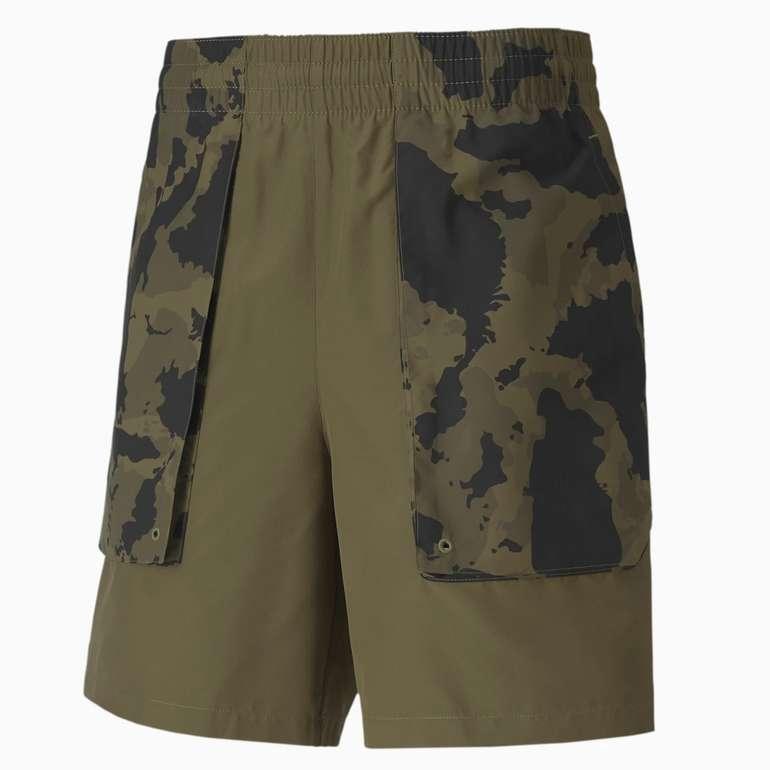 Puma x First Mile Herren Running gewebte Shorts für 20,43€ inkl. Versand (statt 34€)