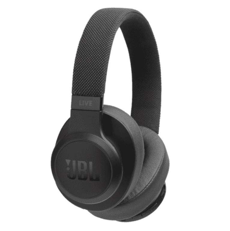 JBL Live 500 BT Bluetooth Kopfhörer in schwarz oder weiß für je 79€ inkl. Versand (statt 93€)