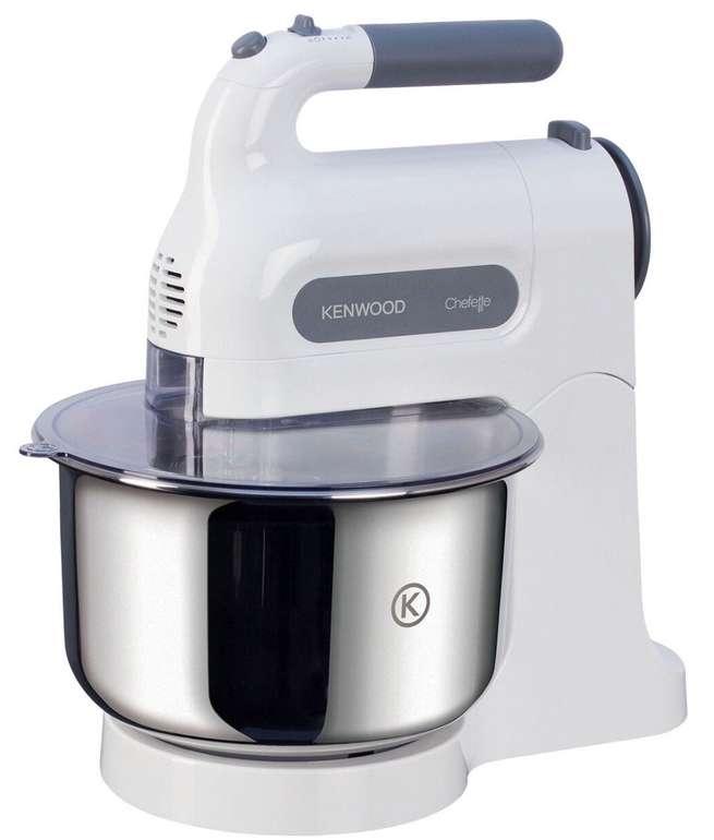 Kenwood Chefette Handmixer mit Schüssel HM 680 für 59,99€ (statt 114€)