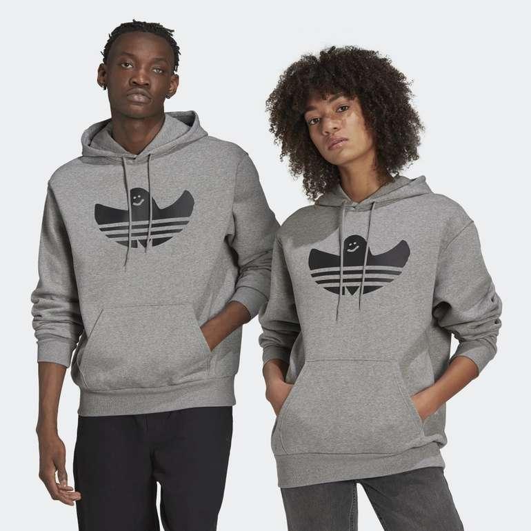 Adidas Originals Shmoofoil Logo Hoodie für 41,43€ inkl. Versand (statt 50€)