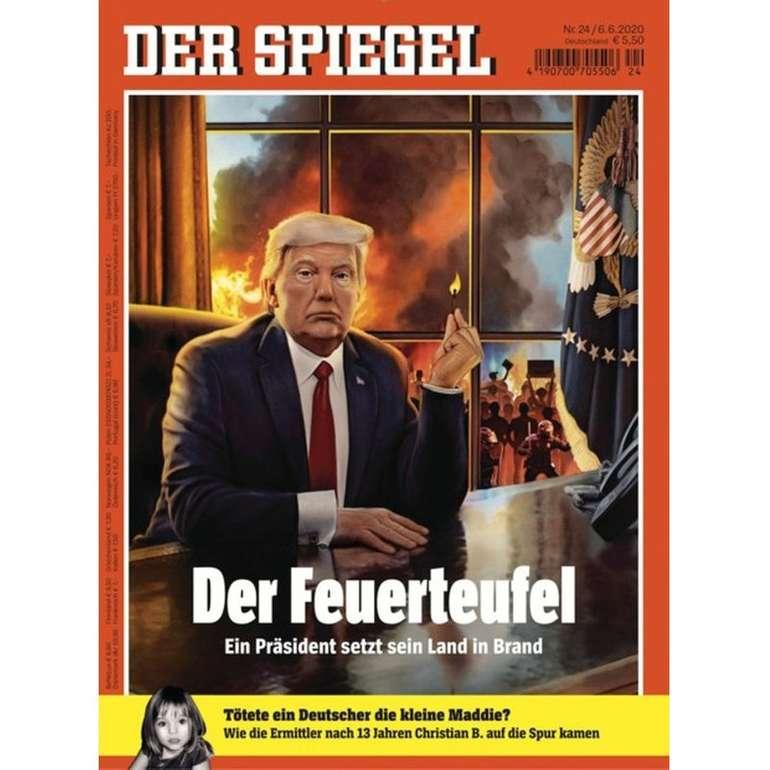 """Wieder da! 6 Ausgaben """"Der Spiegel"""" für 6€ (automatisch auslaufend)"""