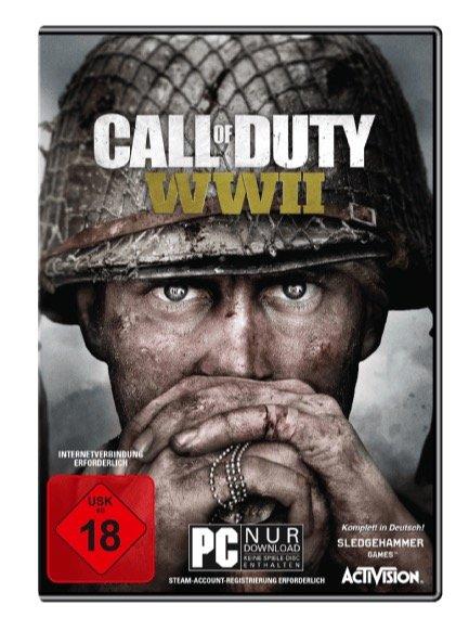 Call of Duty: WWII (PC) für 22€ inkl. Versand (Vergleich: 31€)