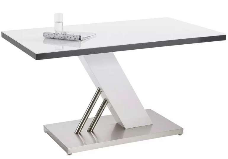 Carryhome Esstisch in Grau (rechteckig) für 218,95€ inkl. Versand (statt 300€)