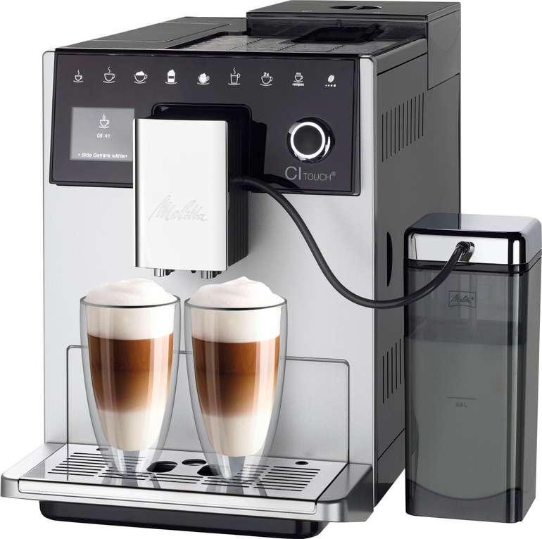 Melitta CI Touch F630 Kaffeevollautomat für 591,38€ inkl. Versandkosten (statt 666€)
