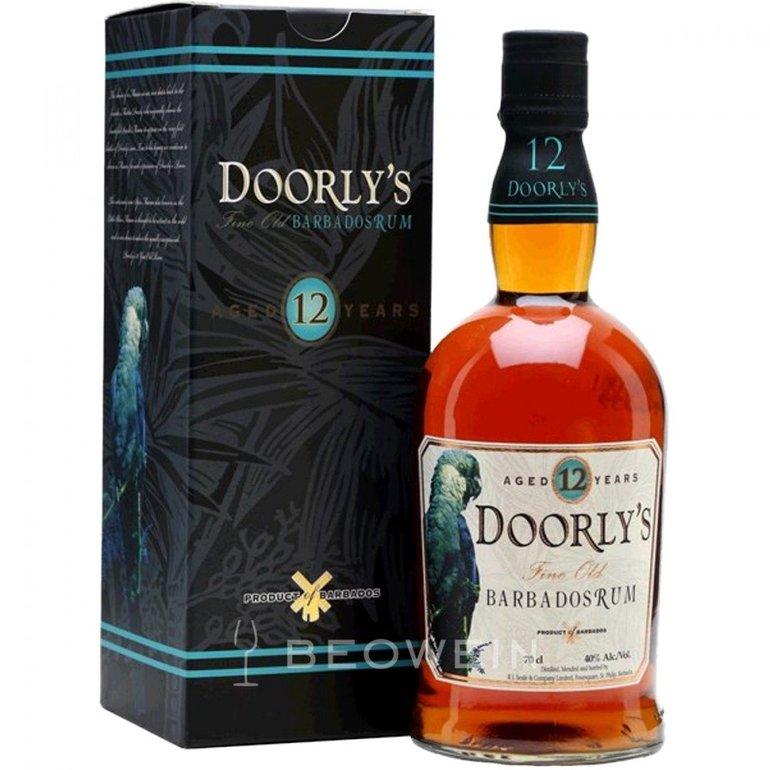 Doorly's 12 Jahre Barbados Rum 0,7 l für 31,40€ (statt 40,80€) - Masterpass!