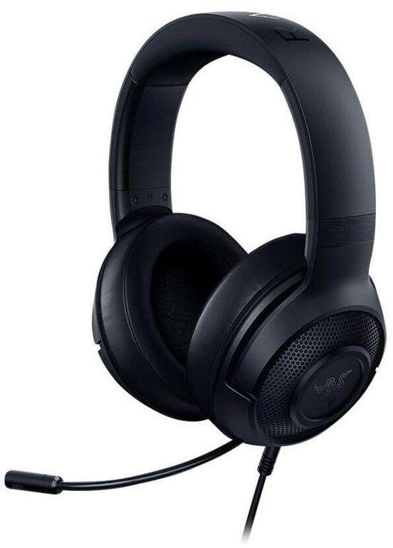 Razer Kraken X Multi-Platform Gaming-Headset für 39,99€ (statt 50€)