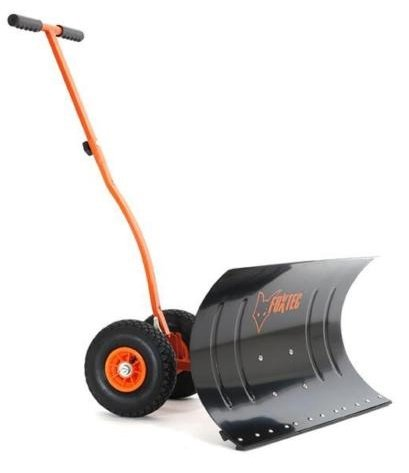 Fuxtec SS740 Schneeschieber auf Rädern für 51,84€ inkl. Versand (statt 70€)
