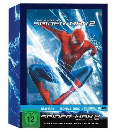 The Amazing Spider-Man 2 - Rise of Electro (Lightbox) für 11€