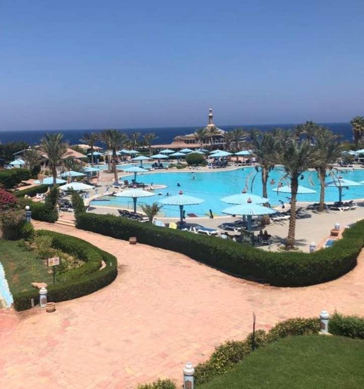 14 Tage Ägypten im 5* Strandresort mit All Inclusive Verpflegung und Flügen ab 440€ p.P.