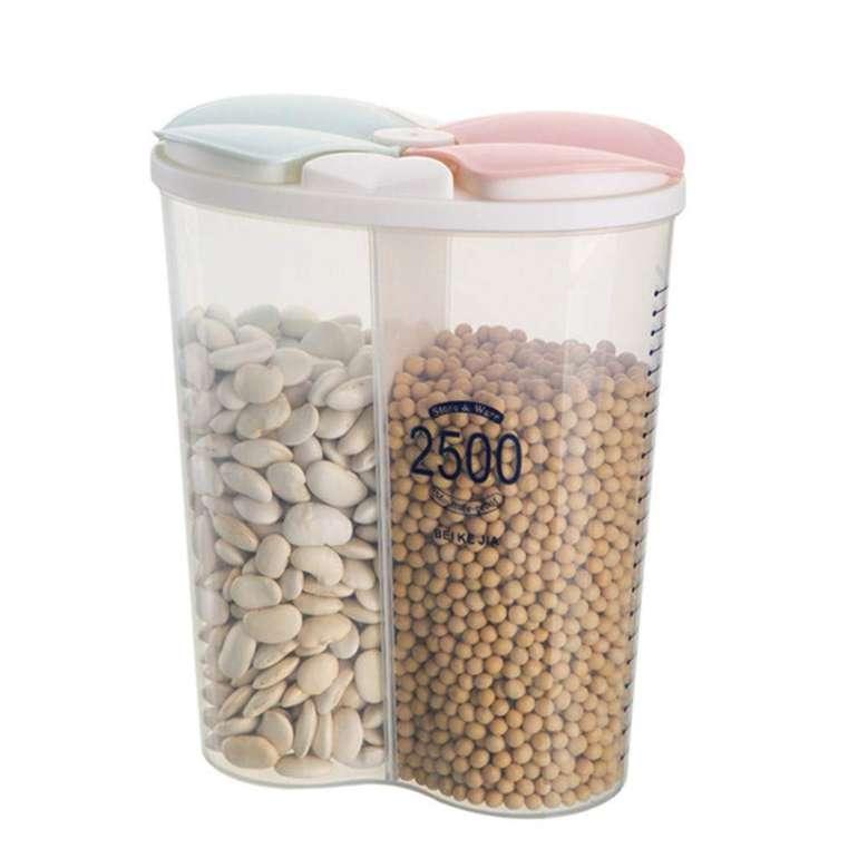 Eaylis Blütenblatt Vorratsdosen (3 Modelle, BPA-frei) für je 6,80€ inkl. Versand (statt 10€)