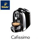 Kapselmaschine Tchibo Cafissimo Compact + 110 Kapseln für 35€
