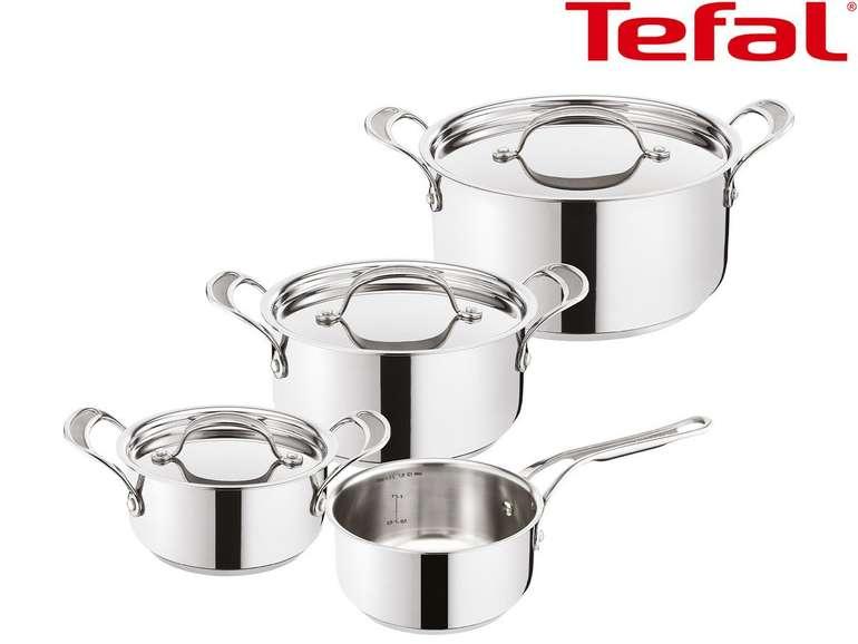 Tefal H804S744 Jamie Oliver Topfset 7-teilig für 98,90€ (statt 155€)