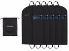 5er Pack Esonmus Anzugsäcke bzw. Kleiderschutz ab 10,79€ inkl. Prime Versand
