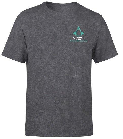 Assassin's Creed Valhalla Unisex T-Shirt (Gr. S-XL, leuchtet im Dunkeln) für 11,99€ (statt 18€)
