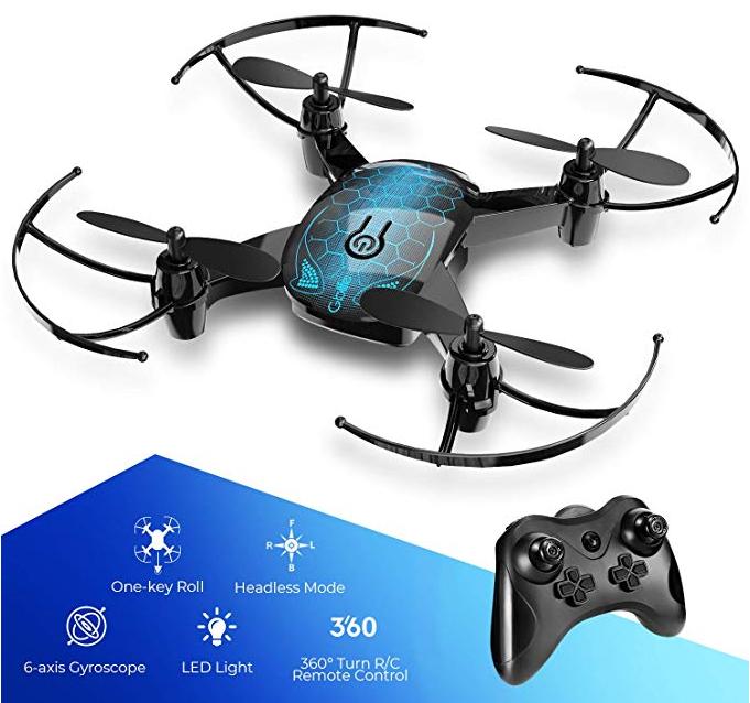 4 GBLife Produkte günstiger bei Amazon, z.B. Mini Drohne für 19,59€ inkl. Prime