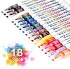 MayBeau wasserfeste Acrylstifte (18 Stück) für 12,99€ inkl. Prime Versand (statt 23€)