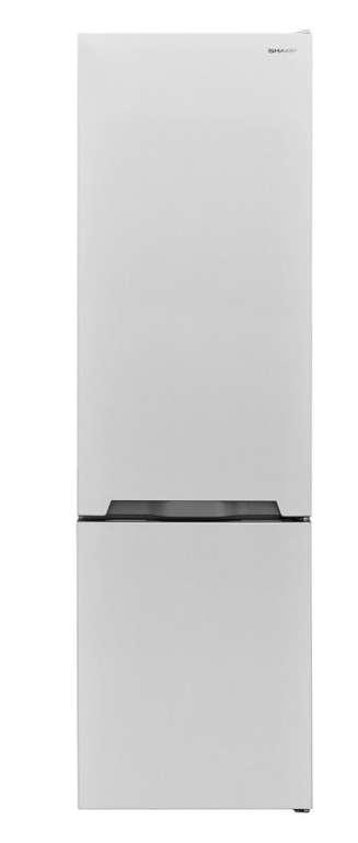 Sharp SJ-BA05DTXW2-EU Kühl-Gefrierkombination Kühlschrank A++ mit 264 Liter für 292,41€ inkl. Versand