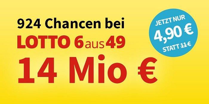 Lotto 6aus49 System-Schein